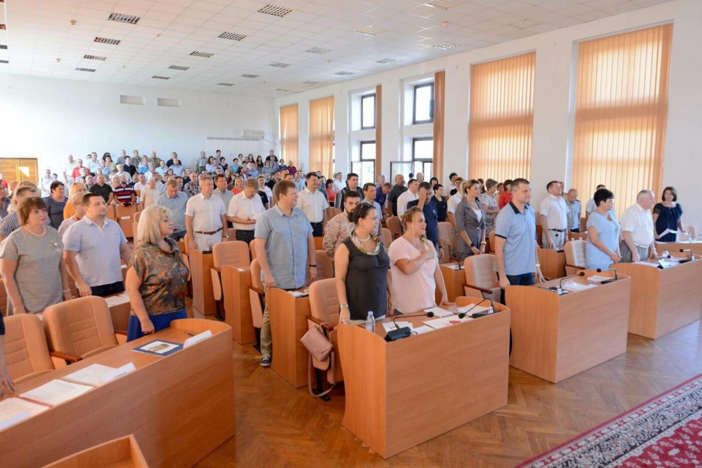 Какие вопросы решали депутаты Каменского на сессии горсовета, фото-2