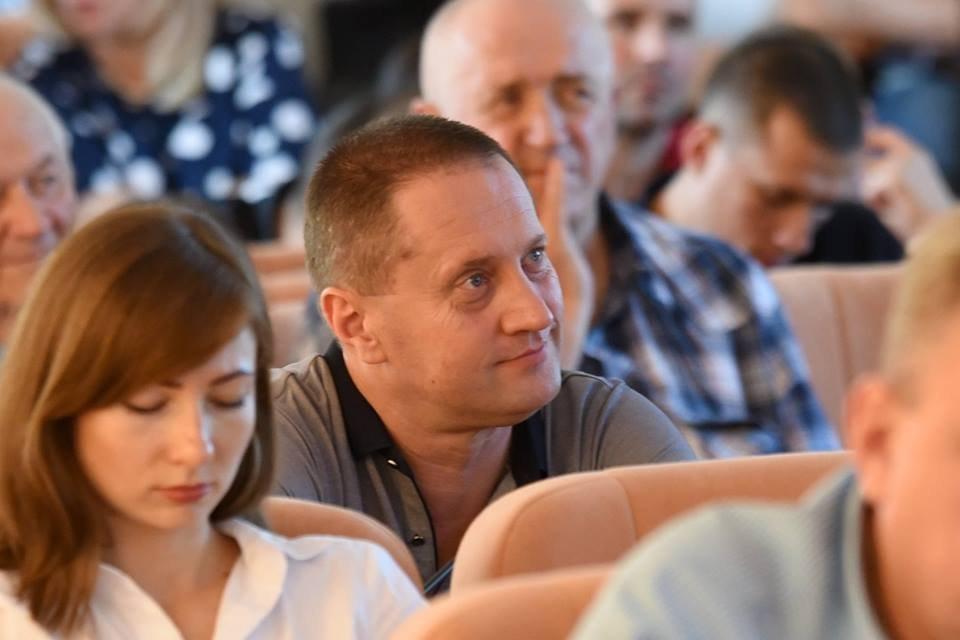 Какие вопросы решали депутаты Каменского на сессии горсовета, фото-17