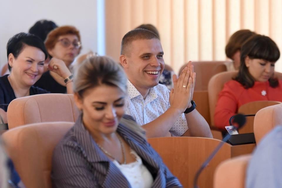 Какие вопросы решали депутаты Каменского на сессии горсовета, фото-5