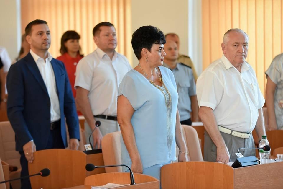 Какие вопросы решали депутаты Каменского на сессии горсовета, фото-15