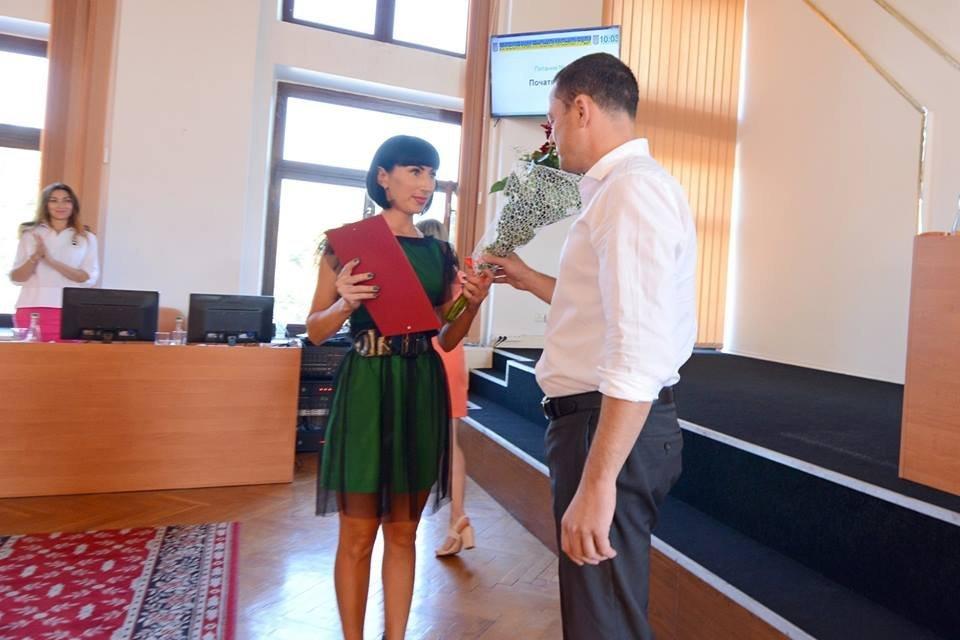 Какие вопросы решали депутаты Каменского на сессии горсовета, фото-16