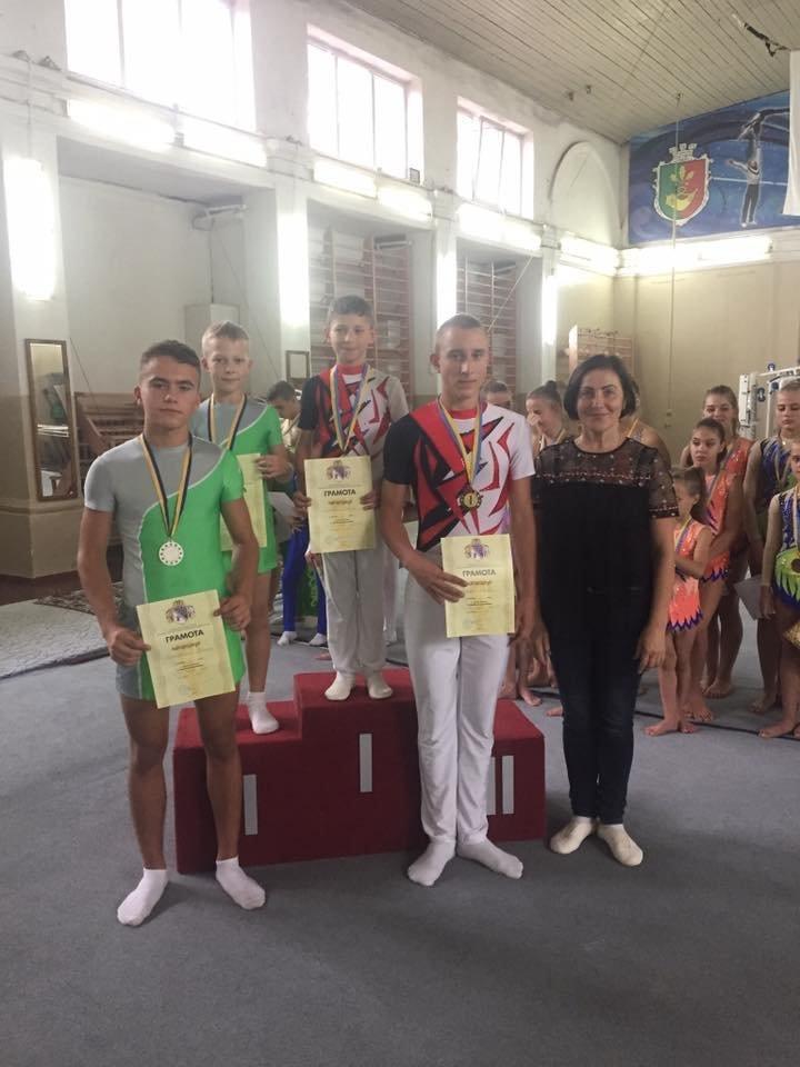 Каменские акробаты вернулись с наградами с областного первенства, фото-8