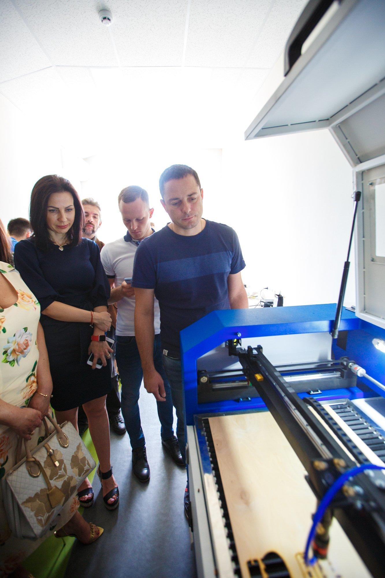 3D принтер, лазерный резак и паяльные станции: юные каменчане будут создавать роботов, фото-4