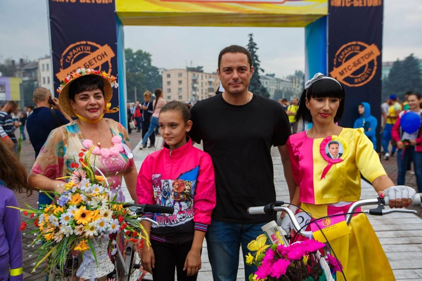 «Люблю Кам'янське», 12-метровый торт и фейерверки: как каменчане отмечали День города, фото-2