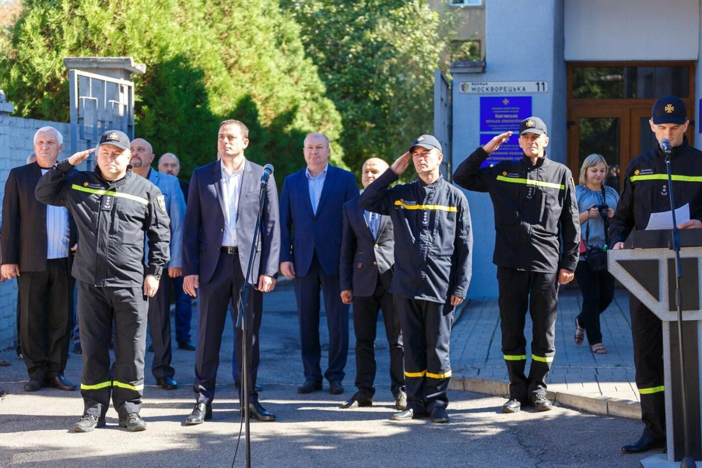 В Каменском наградили спасателей, фото-4