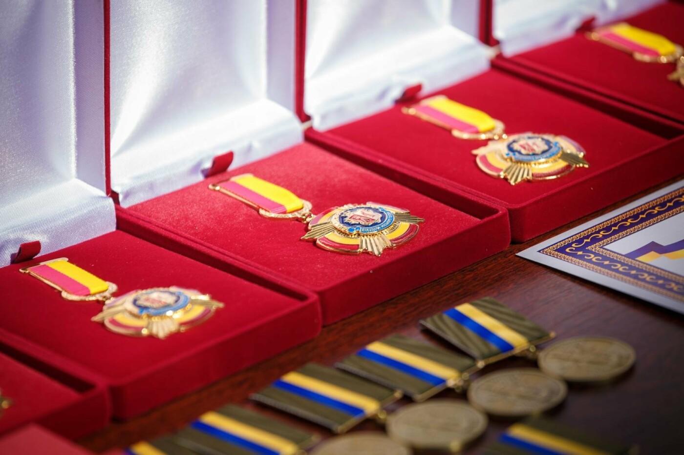 В Каменском наградили спасателей, фото-2