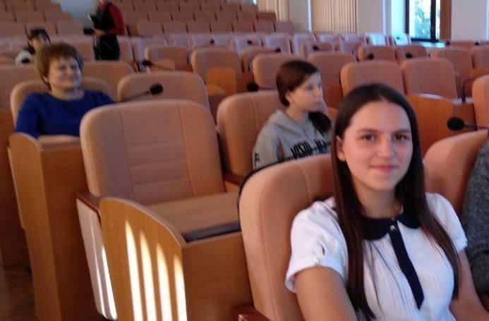 Школьников пригласили в горсовет Каменского, фото-3