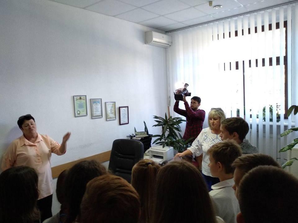 Школьников пригласили в горсовет Каменского, фото-2