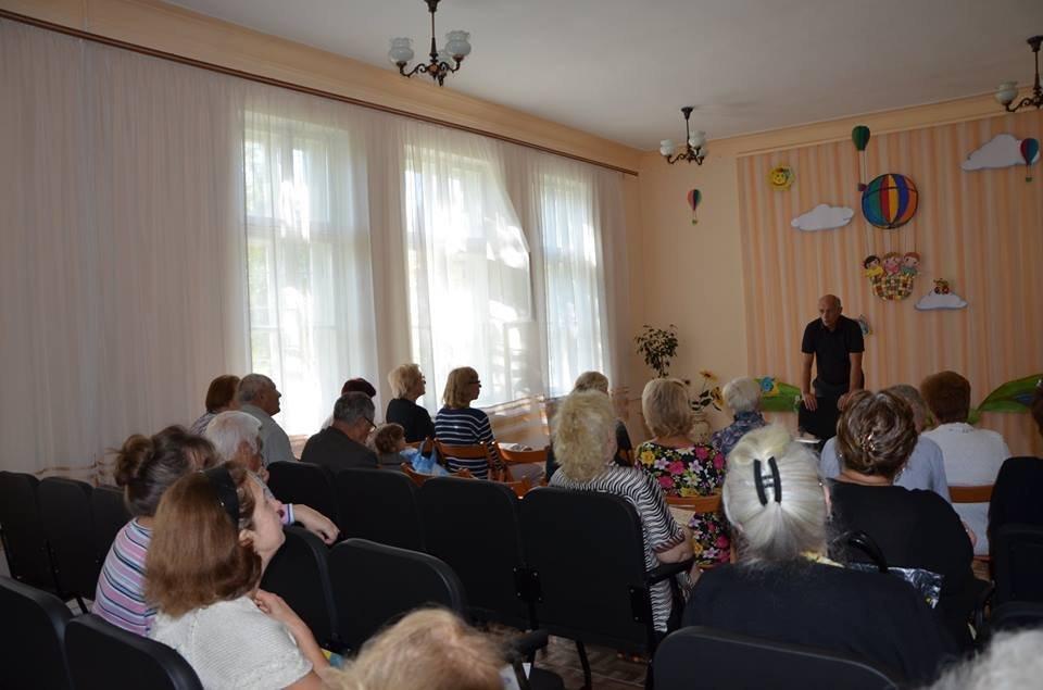 «Университет третьего возраста»: пенсионеров Каменского приглашают на бесплатные курсы, фото-1