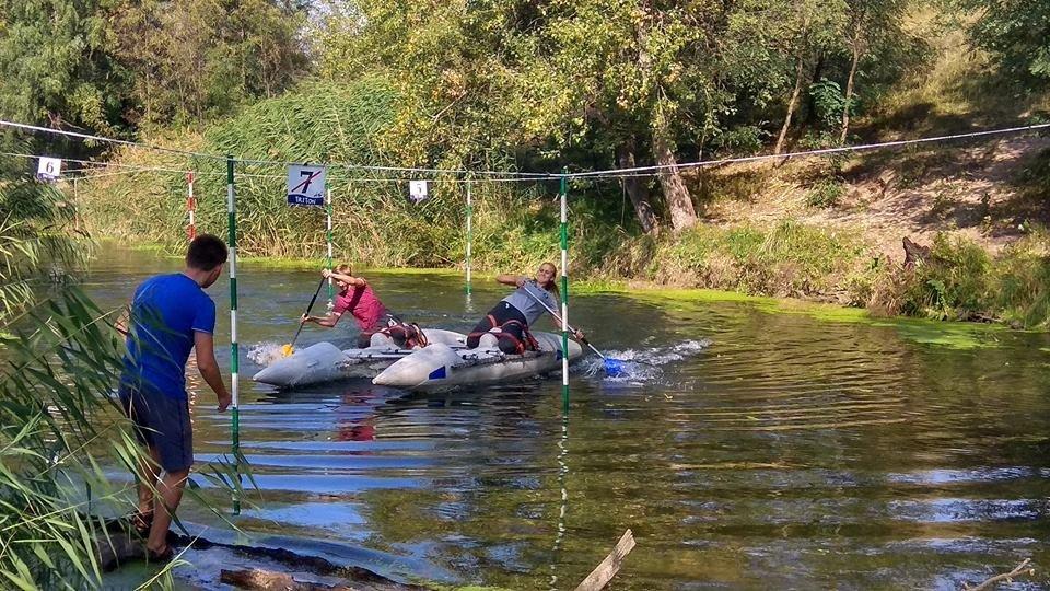 В Каменском прошел Кубок города по спортивно-водному туризму, фото-5