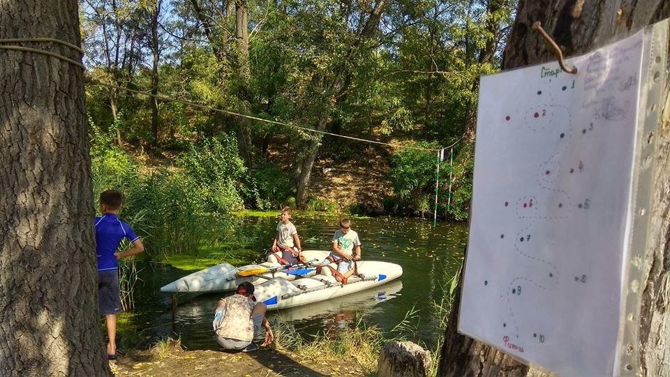 В Каменском прошел Кубок города по спортивно-водному туризму, фото-7