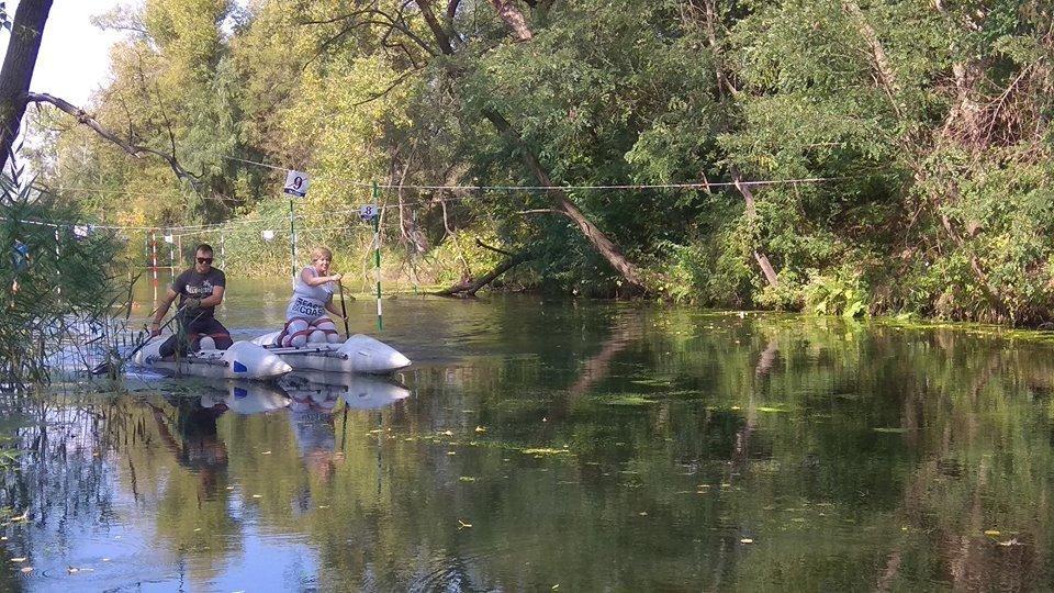 В Каменском прошел Кубок города по спортивно-водному туризму, фото-10