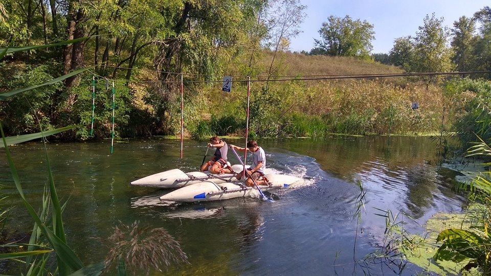 В Каменском прошел Кубок города по спортивно-водному туризму, фото-15