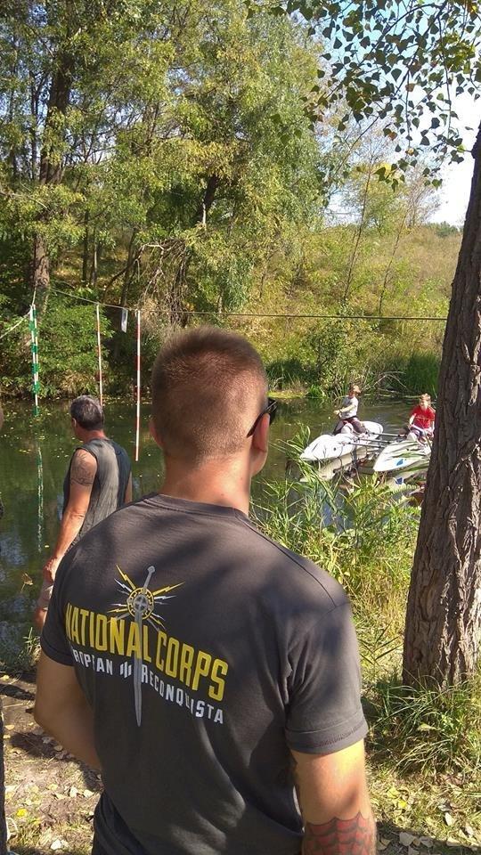 В Каменском прошел Кубок города по спортивно-водному туризму, фото-18