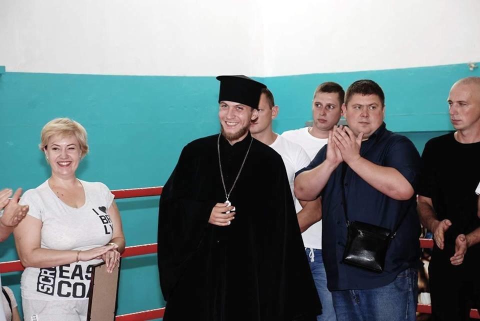 """В Каменской спортшколе выбирали сильнейшего """"казака"""", фото-1"""