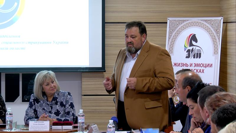 В Каменском на территории предприятия обговорили проблемы охраны труда, фото-2
