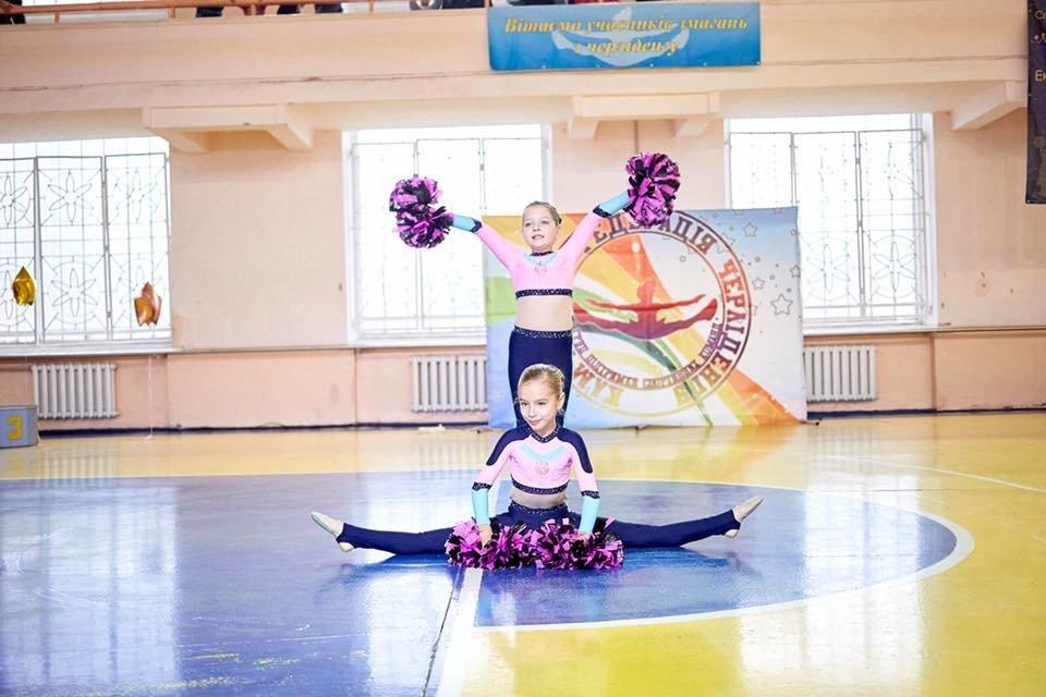 В Каменском прошел открытый Кубок СК «Прометей» по черлиденгу, фото-20