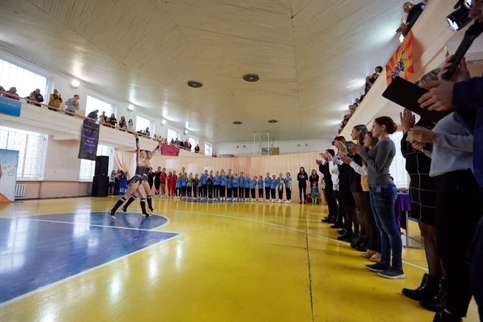 В Каменском прошел открытый Кубок СК «Прометей» по черлиденгу, фото-12