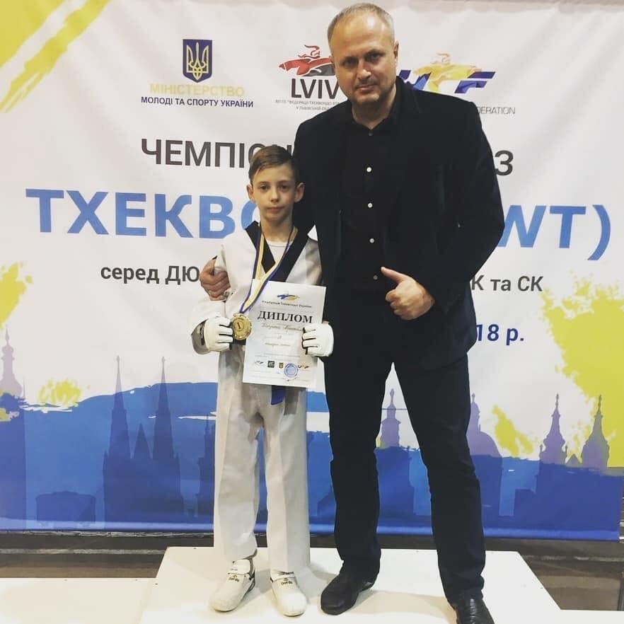 Каменчане завоевали «золото» Украины по тхеквондо, фото-2