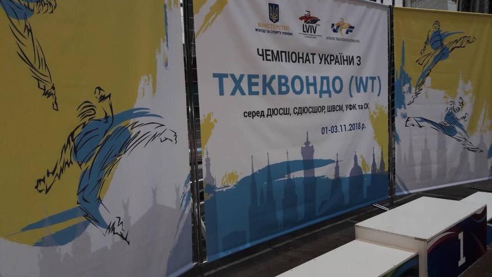 Каменчане завоевали «золото» Украины по тхеквондо, фото-9