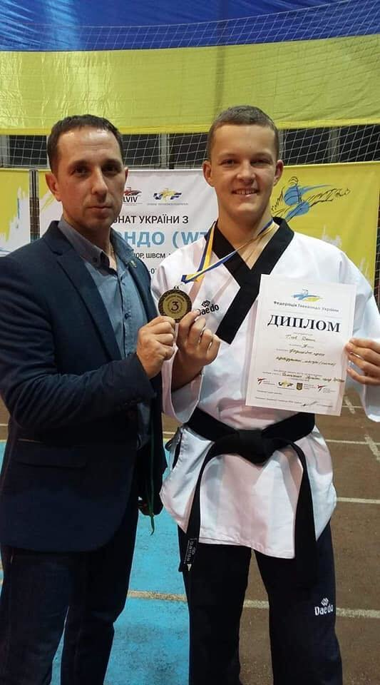 Каменчане завоевали «золото» Украины по тхеквондо, фото-6
