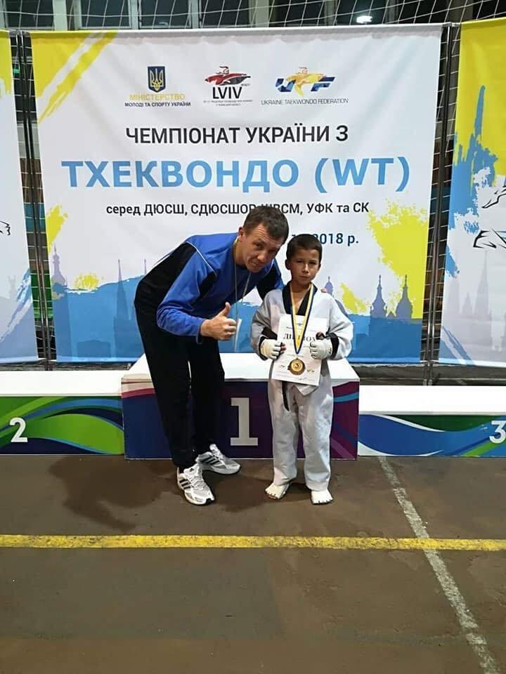Каменчане завоевали «золото» Украины по тхеквондо, фото-7