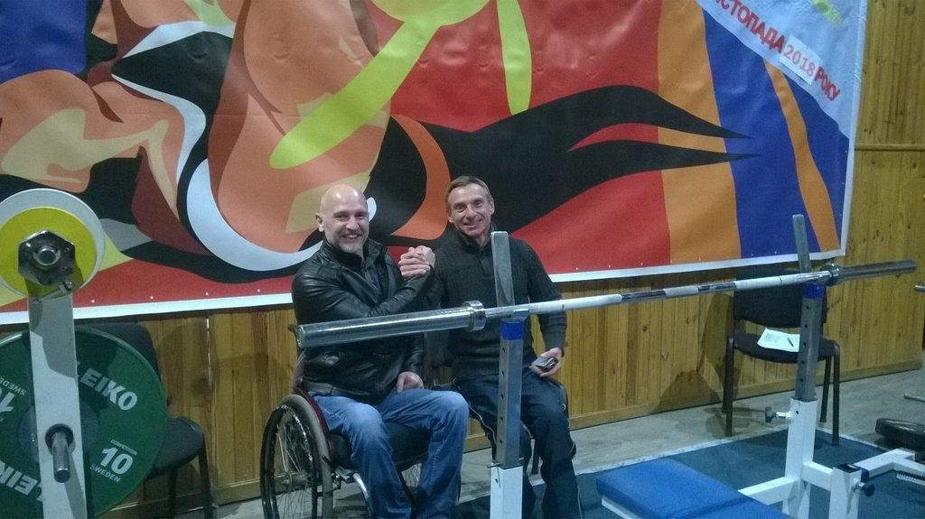 Каменчане приняли участие в Кубке Украины по пауэрлифтингу , фото-1
