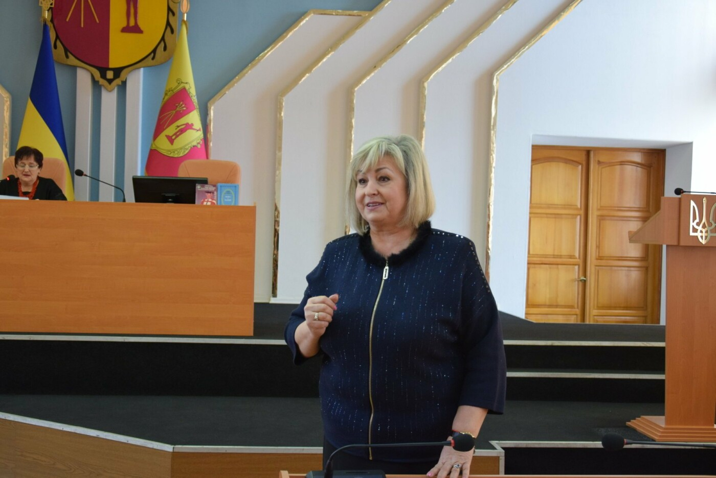 Коллективный диктант: чиновники Каменского проверяли знания украинского языка, фото-3