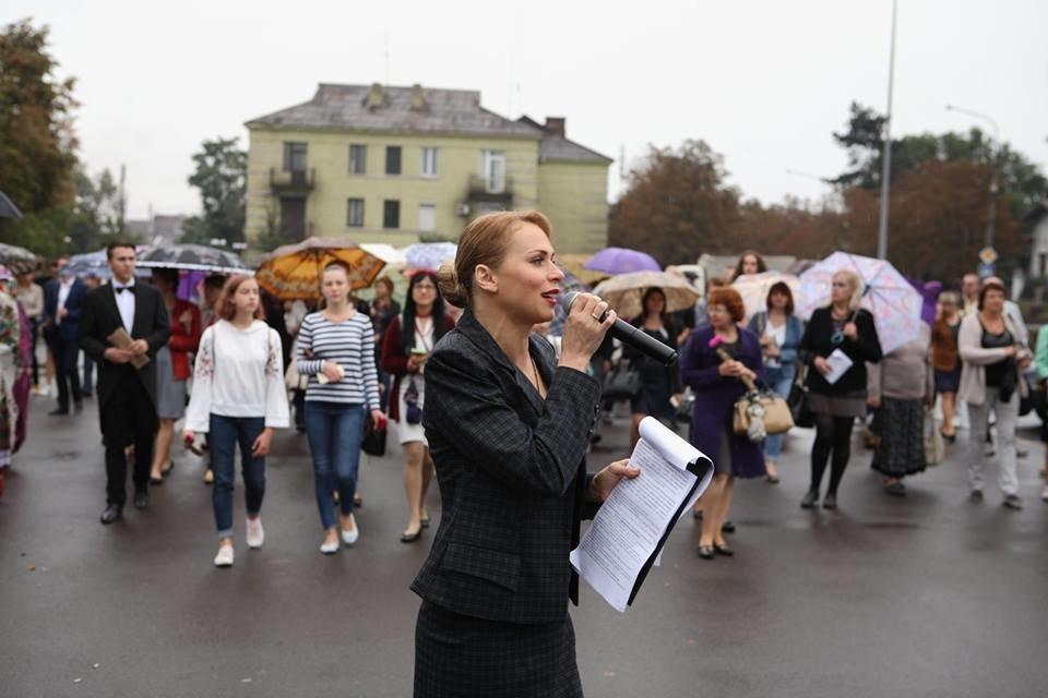 Артистка каменского театра Марина Юрченко стала заслуженной, фото-3