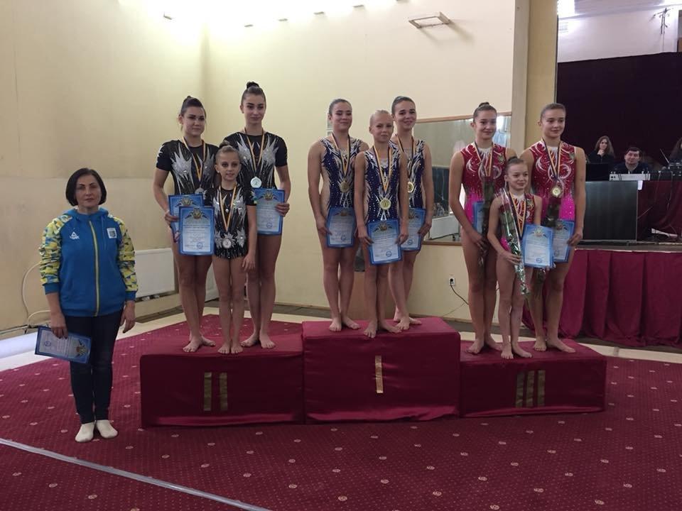 Каменские акробаты стали чемпионами и призерами чемпионата Украины, фото-2
