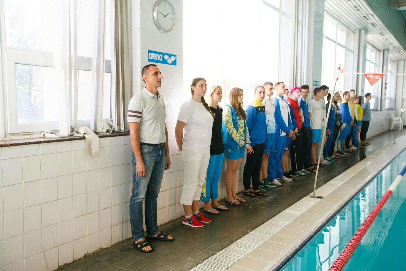 Каменские пловцы вернулись с Кубка Украины без наград, фото-10
