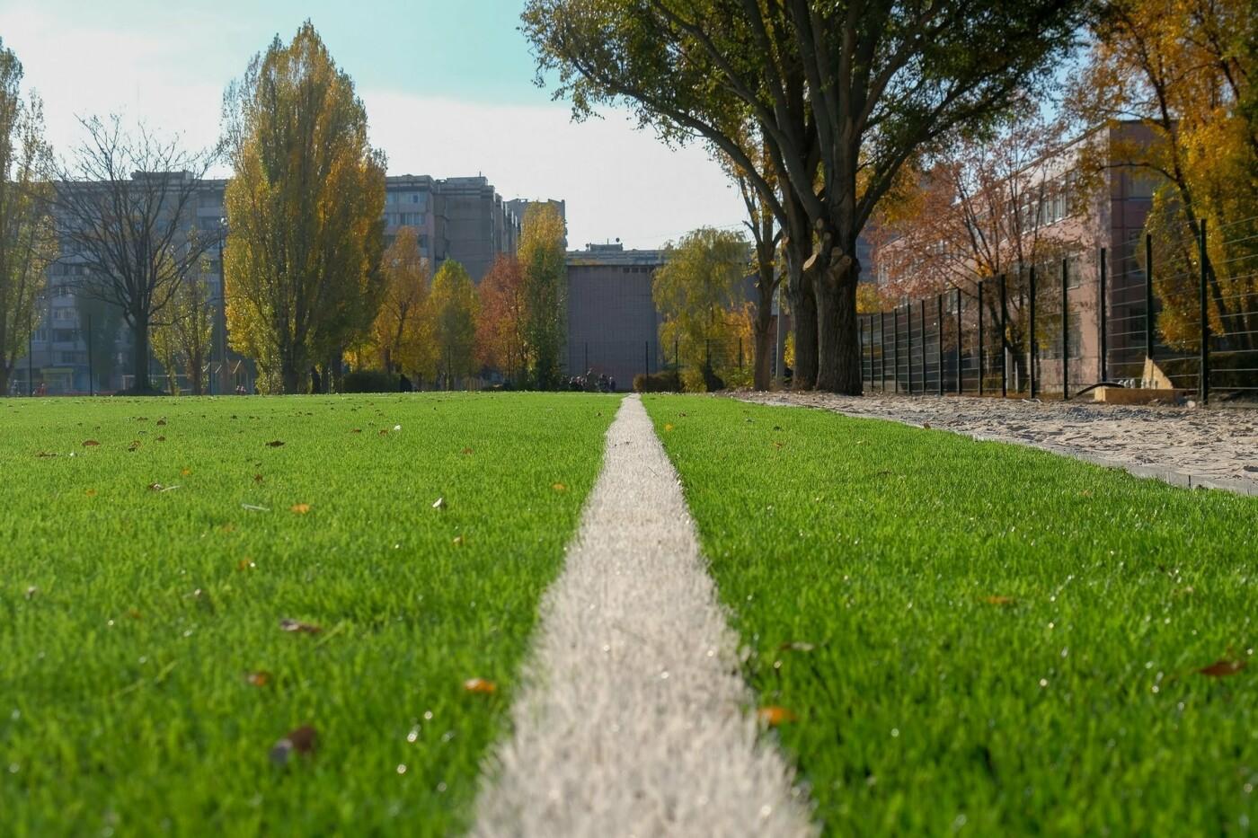 На левом берегу Каменского завершают строительство стадиона  , фото-8