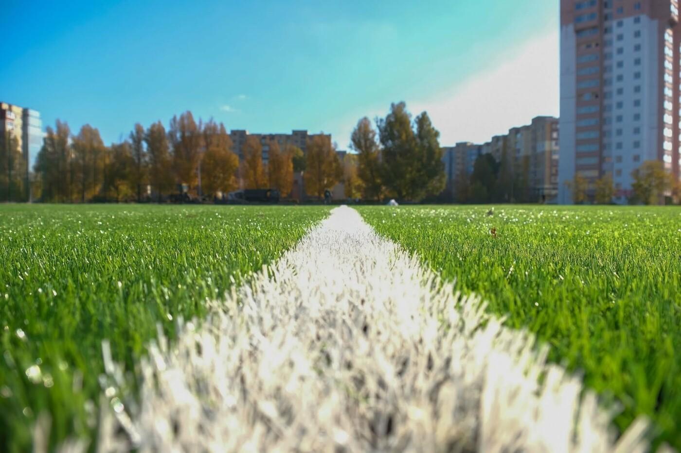 На левом берегу Каменского завершают строительство стадиона  , фото-3