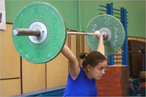 В Каменском соревновались юные тяжелоатлеты , фото-4