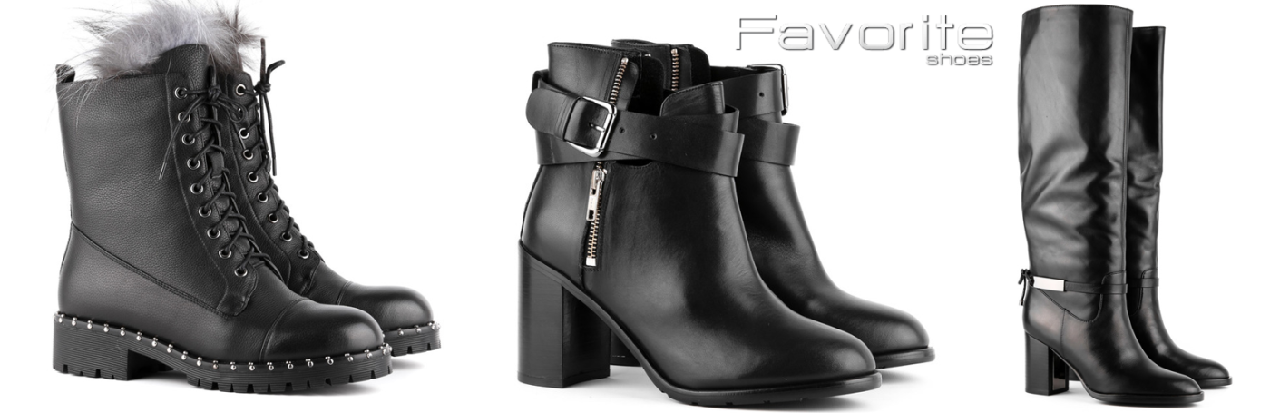 a0fcb1bc1 Выбираем комфортную и теплую зимнюю женскую обувь вместе с Favorite ...