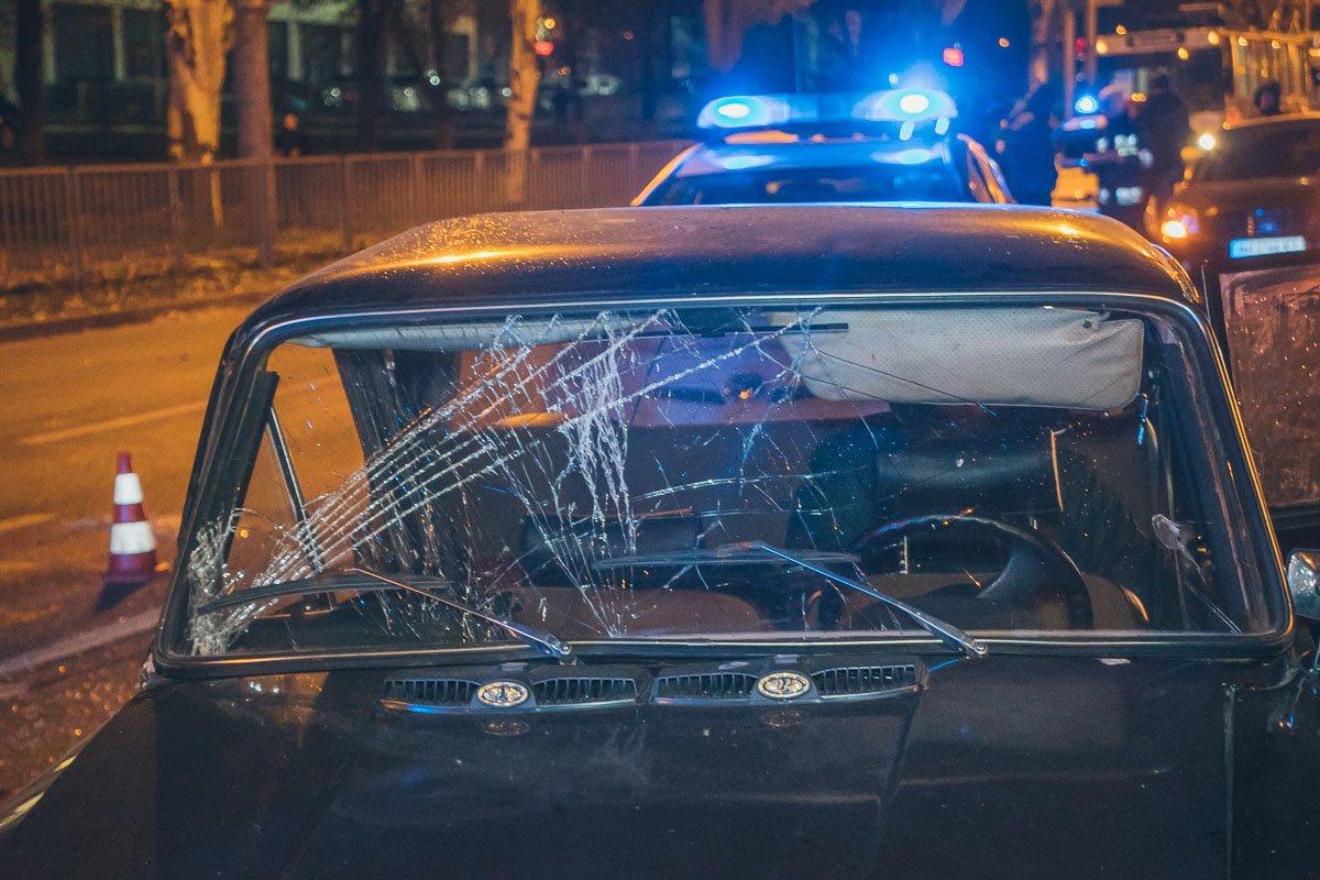 В Днепре мастштабное ДТП: столкнулись 10 автомобилей, есть пострадавшие, фото-4