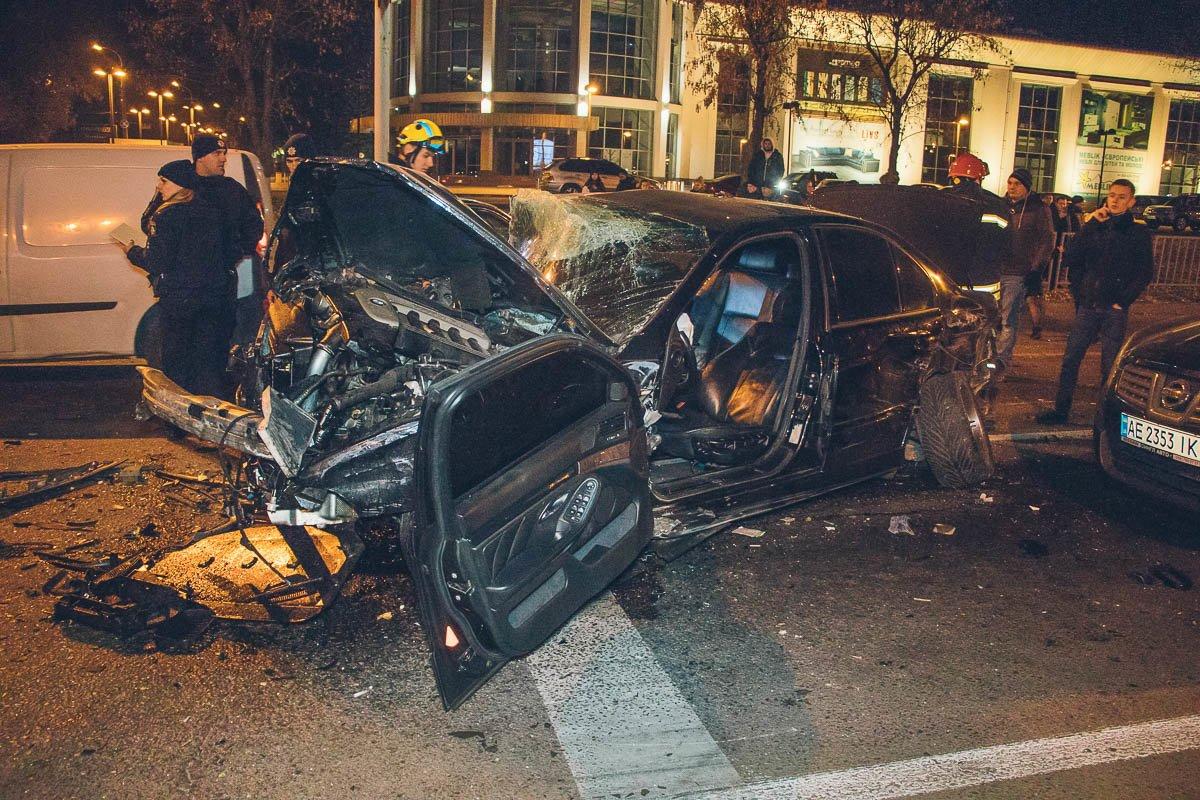 В Днепре мастштабное ДТП: столкнулись 10 автомобилей, есть пострадавшие, фото-6