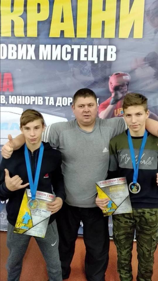 Каменские бойцы привезли две «бронзы» из Киева, фото-2