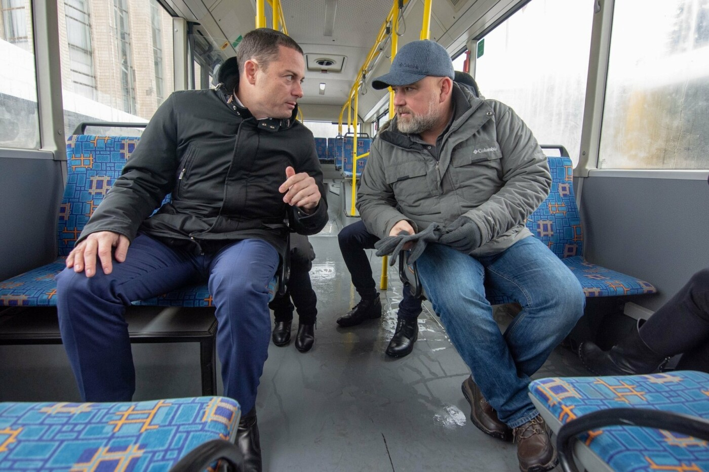 В Каменское вернулся маршрут №30, фото-3