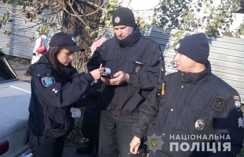 Выписывают штраф за две минуты: у каменских полицейских появились термопринтеры , фото-2