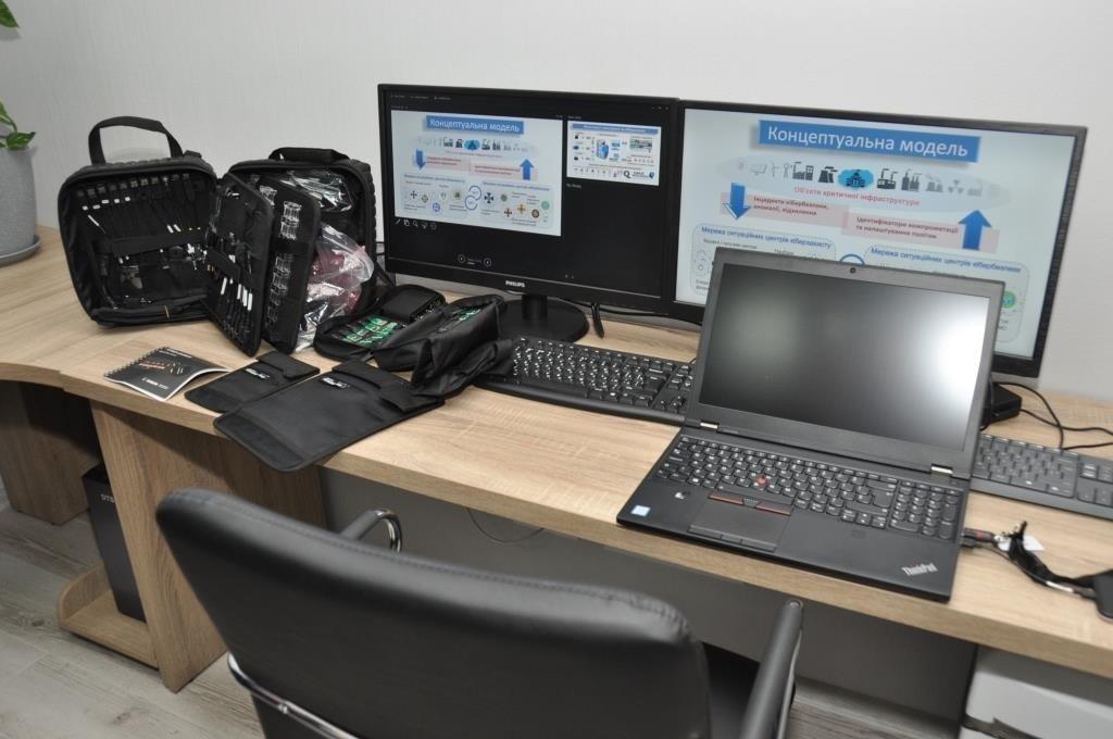 На Днепропетровщине создали первый региональный центр обеспечения кибербезопасности СБУ, фото-2