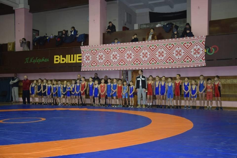 Каменчане выиграли турнир по греко-римской борьбе, фото-4