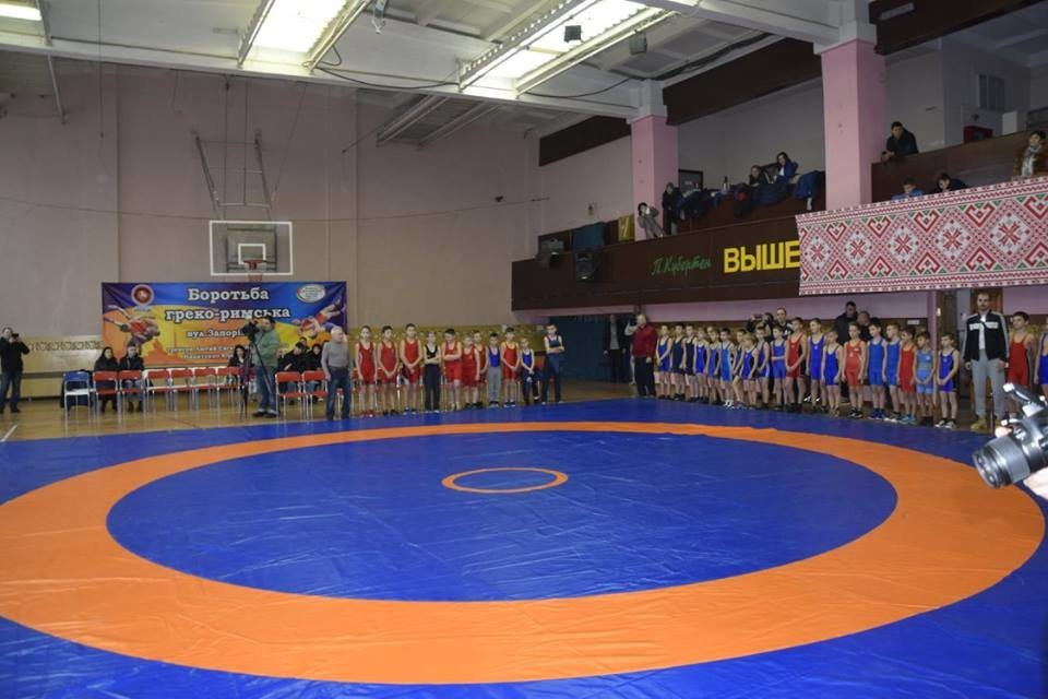 Каменчане выиграли турнир по греко-римской борьбе, фото-5