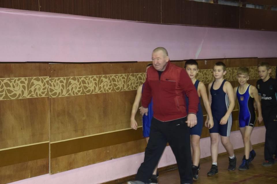 Каменчане выиграли турнир по греко-римской борьбе, фото-1