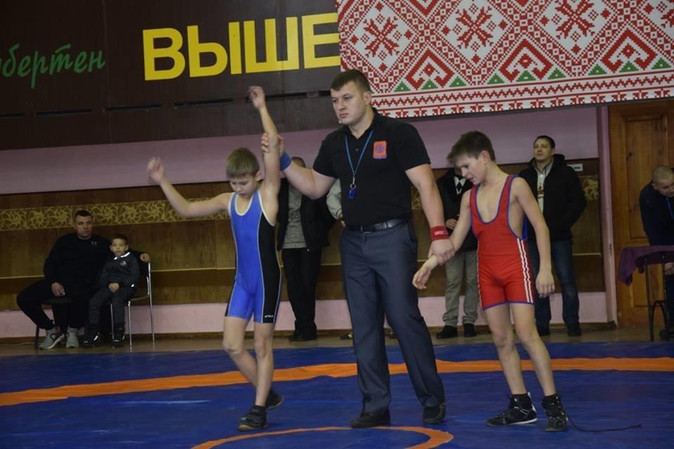 Каменчане выиграли турнир по греко-римской борьбе, фото-8