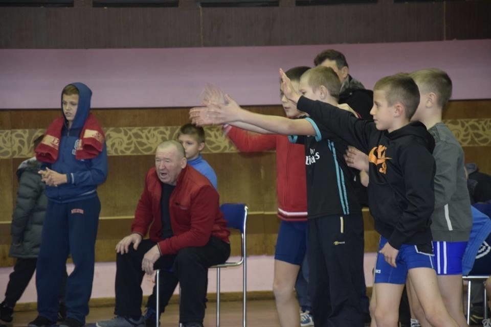 Каменчане выиграли турнир по греко-римской борьбе, фото-9