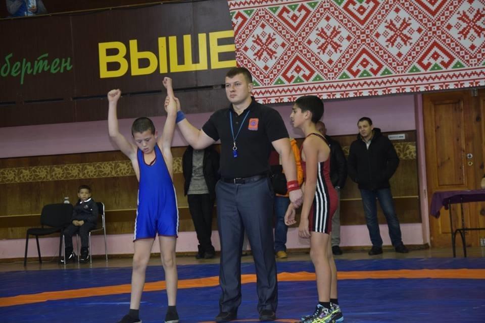 Каменчане выиграли турнир по греко-римской борьбе, фото-10