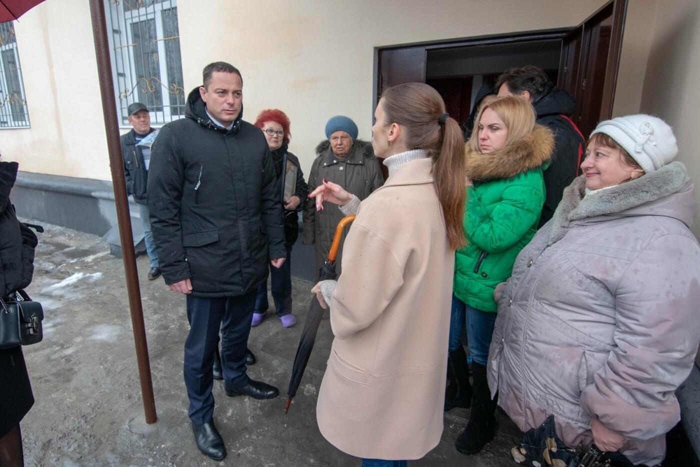 ОСМД Каменского ремонтируют дома за счет горбюджета, фото-2