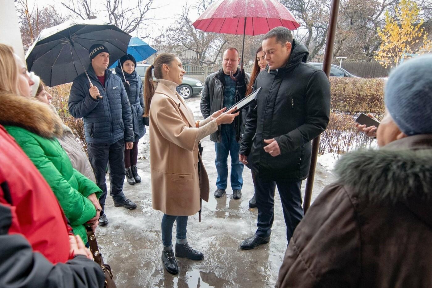 ОСМД Каменского ремонтируют дома за счет горбюджета, фото-4