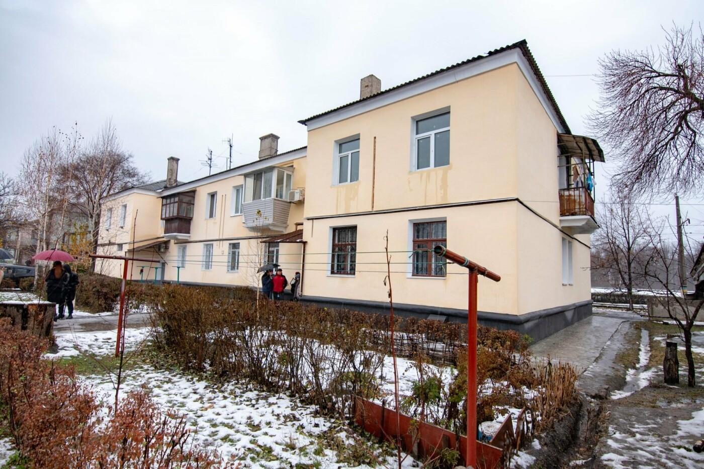 ОСМД Каменского ремонтируют дома за счет горбюджета, фото-1